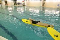Школа русский сёрфинг. Водная часть программы