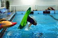 Открытый Чемпионат СПб по фристайлу на гладкой воде. Квалификация 3я попытка в кат. К1-М