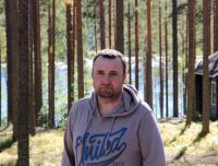 Август. Фристайл-сессия в Финляндии(Лиекса). Утро. Не спиться бывалому спортсмену))))