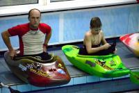 Открытый Чемпионат СПб по фристайлу на гладкой воде.  Командные соревнования.