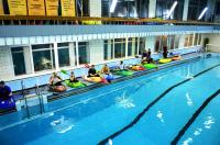 Открытый Чемпионат СПб по фристайлу на гладкой воде. Начало командных выступлений.