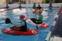 Тренировки в бассейне ДФК ПГУПС, октябрь 2019