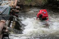 Окончание PhMоnkey уже на гладкой воде за бочкой