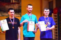 Открытый Чемпионат СПб по фристайлу на гладкой воде 2014. Награждение в кат. К1-М