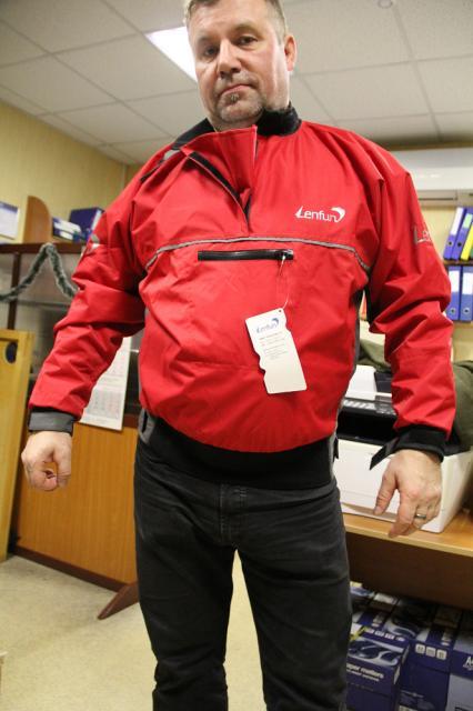 semi-dry top,spray tops/ (полусухая куртка) от компании Lenfun