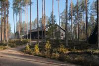 Осенняя родео-сессия в Финляндии(Лиекса). Кемпинг Нейтикоски.