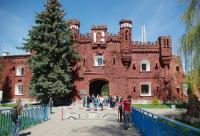 г. Брест, Бресткая крепость