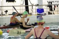 Занятия в бассейне ДФК ПГУПС