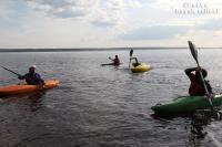 На фото: на верхнем озере