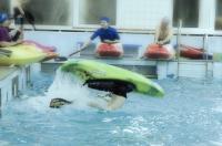 Заочные соревнования по фристайлу на гладкой воде. Зимняя сессия. Алексей Матвеев - III место(К1М)