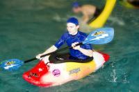 Заочные соревнования по фристайлу на гладкой воде. Зимняя сессия. Роман Орлов - II место(К1М)