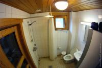 Родео-Сборы в Финляндии(Лиекса). Сентябрь 2011. Туалетная комната коттеджа.