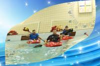 Тренировки в бассейне сезона 2014-2015