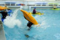 Заочные соревнования по фристайлу на гладкой воде. Зимняя сессия. Сергей Захаров - V место(К1М)