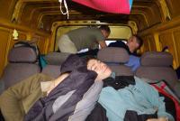 """Спят усталые """"зочки""""."""