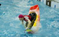 Заочные соревнования по фристайлу на гладкой воде. Зимняя сессия. Маргарита Мухина - I место (К1Ж)