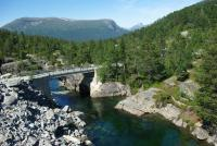 Норвегия, р. Rauma.