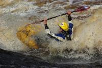 Открытый Чемпионат СПб и 2й этап Кубка России по фристайлу на бурной воде.
