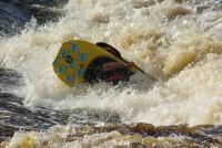 Ваня Рыбников(Открытый Чемпионат СПб и 2й этап Кубка России по фристайлу на бурной воде).