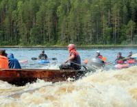 Июньские родео-сборы, Финляндия(Лиекса). Популярное место среди туристов
