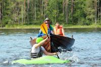 Июльские родео-сборы, Финляндия(Лиекса).