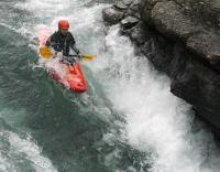 Ежегодный выезд в Норвегию, 2012г. Очаровательная речка Lora(было много воды).