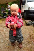 Выезд в Норвегию 2013года. Детишки жгут!))))