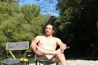 Осенние родео-сборы в Германии(Платтлинг),2013. Солнечные ванны.