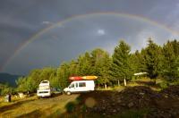 Выезд в Норвегию 2013года. Утро на р. Sjoa