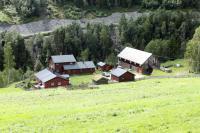 Выезд в Норвегию, 2013. Долина р. SJOA