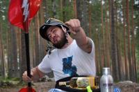 Родео-сборы в Финляндии(Лиекса)2012, август. Распоясавшийся именинник)))
