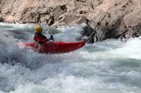 Осенний Кавказ 2013, учебно-тренировочный выезд. Гранитный каньон нижняя секция. Мастерство растет!