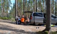 Июльские РОДЕО-СБОРЫ в Финляндии(Лиекса). Нарушение спортивной дисциплины налицо )))