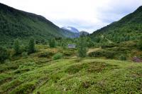 Выезд в Норвегию, 2013. Долина речки Бовра