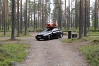 Июньская фристайл-сессия в Финляндии, 2015. Заруливаем к домику