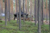 Июньская фристайл-сессия в Финляндии, 2015. Окрестности кемпинга Нейтикоски
