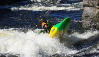 1-й этап кубка North Karelia freestyle paddling cup 2012. Выступление мужчин.