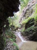 Осенний Кавказ 2013, учебно-тренировочный выезд. Среда - выходной день, культурная программа. Водопады Руфабго.