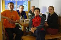 Финляндия, Лиекса, майские родео-сборы