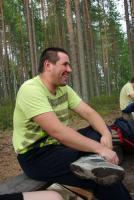 Август. Родео-сборы в Финляндии( Лиекса ), 2011г. Отдых. Радость!