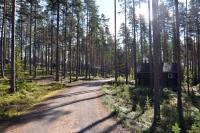 Родео-сборы в Финляндии(Лиекса)2012, август. Казалось бы солнечно!