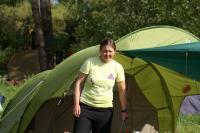 Германия(Платтлинг). Утро в лагере