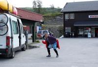 Выезд в Норвегию, 2013. Кругом троли))))