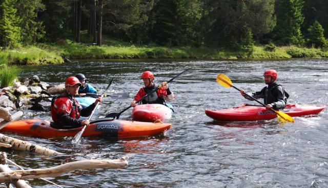 Ежегодный выезд в Норвегию, 2012г. r. Atna