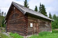 Выезд в Норвегию, 2013. Памятник долговечности норвежских строений.