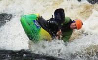2-й этап кубка North Karelia freestyle paddling cup 2012. Выступление мужчин.