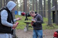 Июньская фристайл-сессия в Финляндии, 2015.