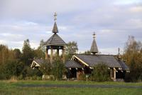 Родео-сборы в сентябре 2012, Финляндия(Лиекса). Осень в Финляндии