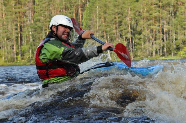 Родео-сборы в Финляндии(Лиекса)2012, август. Промыло - досадно!)))