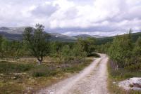 Ежегодный выезд в Норвегию, 2012г. Окрестности р. Hira